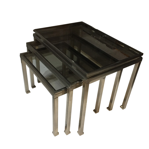 1970s' French Nesting Tables