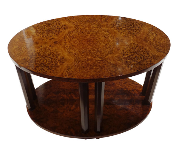 1940's French Oval Side Table